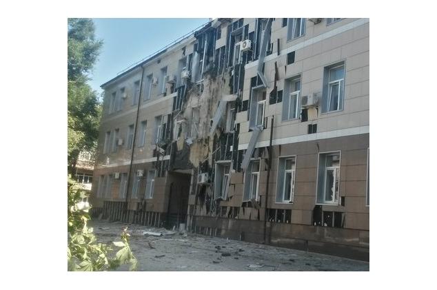 В Донецке нейрохирургическое отделение больницы им. Калинина ...