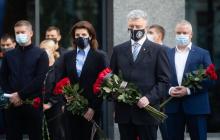 """Порошенко поздравил земляков с Днем Защитника Украины: """"Мы страна и нация героев!"""""""