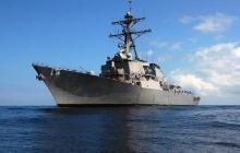 Российские корабли угрожают эсминцу США в Черном море, - может начаться   бой