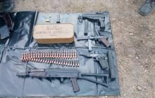 В Мариуполе обнаружили тайник боевиков: СБУ показала фото находок