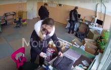 """""""О, мне скотч нужен"""", - в Одессе полицейские при обыске обокрали фирму, где работают незрячие"""