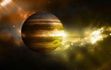 """На поверхности Юпитера """"разбушевался"""" темный вихрь - эксклюзивные кадры"""
