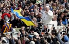 Накануне пасхальных праздников Папа Римский молился за Украину: стало известно, что пожелал понтифик мужественному украинскому народу