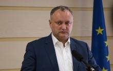 Додон против: президент Молдовы не хочет, чтоб оккупанты вывели войска из Приднестровья