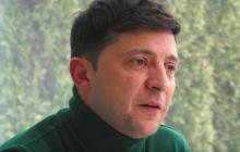 """Зеленский попал в громкий скандал: московские журналисты под видом """"западных"""" развели его на все 100: то, что он наговорил, не влезает ни в какие ворота - кадры"""
