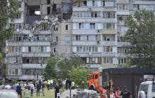 Взрыв газа в многоэтажке Киева: число жертв возросло, найден еще один погибший