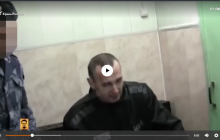 Невероятно худой и бледный: Сеть взорвали уникальные кадры умирающего от голода Сенцова из колонии РФ