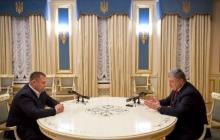 """""""Быть близко к людям так, как власть Днепра"""", - Порошенко поблагодарил Филатова за поддержку децентрализации"""