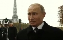 """""""Это все вранье"""", - Песков """"сдал"""" Путина и признался, что разговора президента РФ с Трампом в Париже не было"""