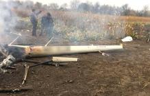На Полтавщине погиб экс-министр аграрной политики Кутовой при крушении вертолета – фото