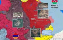 Азербайджан боевыми БПЛА разрушил ПВО Карабаха: вскрыл систему прикрытия и ударил по дальнобойным ЗРК