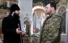 В Винницкой области священник УПЦ МП выгнал дочь воина АТО за молитвы на украинском языке