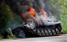 """ВСУ показали, как ПТРК """"Джавелин"""" подрывает бронетехнику врага: опубликовано видео"""