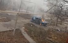 """В """"ДНР"""" подорвали авто с владельцем крупного бизнеса"""