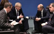 Отношения Британии и России: Джонсон отказал Путину и поставил ультиматум