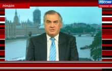 После появления у Соловьева умер политолог РФ Некрасов, критиковавший политику Великобритании