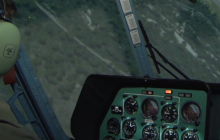 """В Украине открыли уникальный центр для тренировки пилотов военной авиации: сердце учебного комплекса - тренажер """"МИ-171"""", аналогов которому нет во всем мире"""