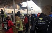 """Крушение самолета Boeing 707 в Иране: найдены тела 15 погибших и """"черный ящик"""" - первое видео с места трагедии"""
