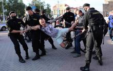 В Беларуси силовики уходят из правоохранительных органов на фоне протестов