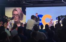 Легендарная соратница Яроша вошла в 10-ку партии Порошенко: Яна Зинкевич сделала заявление