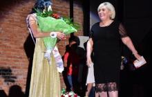 """Неля Штепа """"засветилась"""" на конкурсе """"Мисс Славянск"""": зал встречал овациями скандальную гостью - фото"""