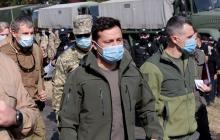 Зеленский после визита на место крушения Ан-26 объявил о двух решениях