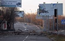 Боевые действия в Донецке 02.11. Хроника событий - Фото и видео репортажи