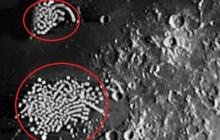 На Луне поселилось гигантское чудовище – уфологи нашли массивные отпечатки