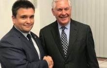 Климкин и Тиллерсон встретились в Вене: названы ключевые темы, о которых подискутировали министры