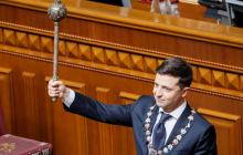 Первый год президентства Зеленского: ожидания большинства и итоги реальности