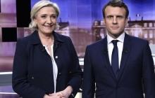 """Финальный поединок Макрона и """"подруги Путина"""" Ле Пен: 7 мая граждане Франции выберут нового президента во втором туре голосования"""