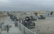 Появилось свежее видео, как иракские войска со стрельбой и смехом входят в Мосул (кадры)