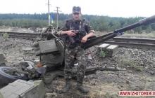 Украина потеряла верного сына: на Донбассе погиб герой из Житомира Сергей Огородник