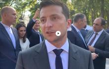 """Зеленский ошарашил СМИ признанием об """"увольнении"""" Богдана: """"Это был наш флешмоб"""", - кадры"""