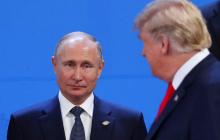 """Как Путин """"протащит"""" Россию в G8 через Трампа: едкая карикатура Елкина покорила Сеть"""