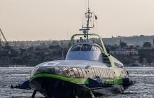 """Российское судно """"Комета"""", на котором громко опозорился Медведев, не вернулось из Ялты - подробности"""