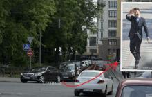 Кортеж нового президента: СМИ раскрыли, как Зеленский на самом деле ''пришел'' в первый день на работу
