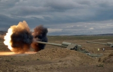Азербайджан нанес мощный удар по войскам Армении в Нагорном Карабахе, уничтожена ДОТ оккупанта, - кадры