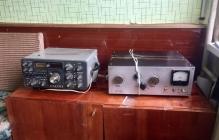 """На Донбассе силы АТО поймали пенсионера-разведчика, сливавшего террористам информацию об украинских войсках """"по старинке"""" - с помощью самодельного радио (кадры)"""