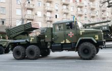 """У ВСУ новая мощь калибра 122 мм: на вооружение украинского войска поступила РСЗО """"Верба"""""""