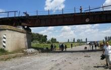 МВД Украины: Взрыв на железной дороге в Запорожской области признан терактом
