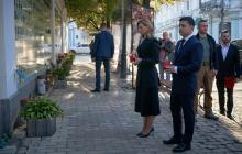 Зеленский вместе с женой отметился важным поступком в День защитника Украины - фото