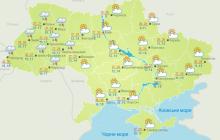 Какой будет погода в праздничные дни: многообещающий прогноз на 23 и 24 августа в Украине