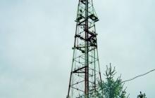 США встали на защиту информационной безопасности жителей Луганщины: в Украину прибыла американская телебашня