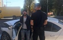Сынок-мажор приближенного Медведчука устроил пьяную аварию и угрожал журналистам - кадры