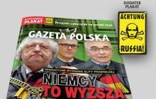 """С костями на желтом фоне: польское издание выпустило плакат с изображением Путина в стиле яда """"Циклон Б"""" и знаками СС"""