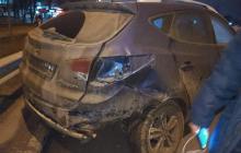 """""""Машине пи*а"""", - в Харькове студент из Египта протаранил автомобиль депутата, детали"""