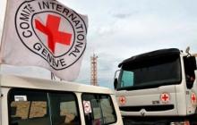 Российская гуманитарка закончилась? Сепаратисты перестали выделываться и пропустили помощь от Красного Креста