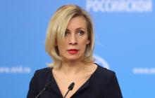 """Поступок """"Азова"""" в Золотом довел Захарову: россиянка не смогла сдержаться"""
