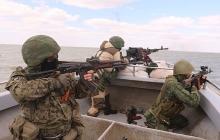 """В """"ДНР"""" принялись за рыбаков: боевики отбирают лодки у людей для своей """"флотилии"""" - погранслужба"""
